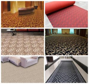 Luxury 5 Star Hotel Carpet pictures & photos