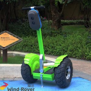 High Quality 2 Wheel Personal Vehicle off Road Electric Scooter pictures & photos