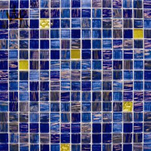 Mixture Color 20X20mm Mosaic for Bathroom and Kitchen (MC816) pictures & photos