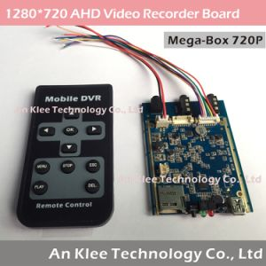 1 Channel Ahd Video Board with 1280*720-30fps-RS232 for External Keyboard