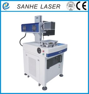 China Manufactures CO2 Laser Marking on Leather, Packing and Textiles pictures & photos