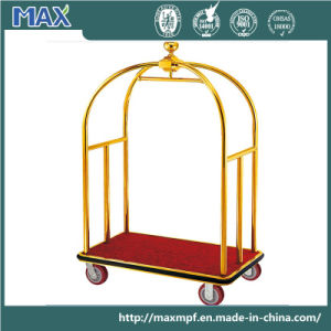 Luggage Trolley for Hotels pictures & photos