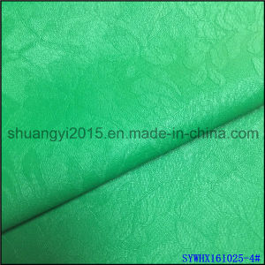 PU Leather for Jacket and Garments Soft Handfeeling pictures & photos