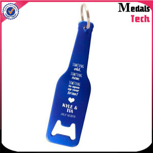 New Products Aluminum Alloy Blank Custom Water Bottle Opener pictures & photos