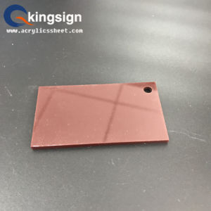 Kingsign Supply Casting Color Acrylic Plate Price pictures & photos