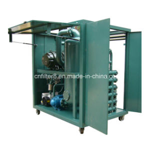Weather Proof Type Dielectric Oil Treatment Machine (ZYD-W-50) pictures & photos
