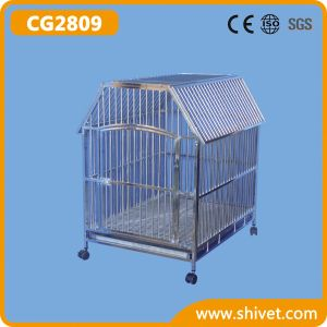 Stainless Steel Dog Cage (CG2809) pictures & photos