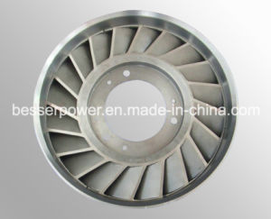 Ts16949 Inconel Vacuum Casting 702 706 718 Nickel Base Alloy Vacuum Castings Company pictures & photos