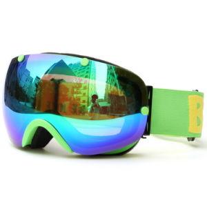 TPU Frame FDA Approvel Ski Goggles (SNOW-2305) pictures & photos
