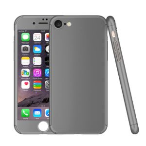 Wholesale Full Body Cover Mobile Phone Case, Phone Case with Tempered Glass for iPhone 5/5s/6/6s/7s pictures & photos