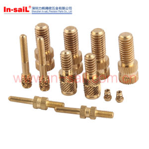 Ultrasonic Studs, Heat Staking Studs, Insert Screws, Insert Screw pictures & photos