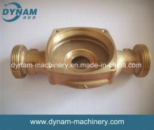 Valve Parts Precision CNC Machining Copper Sand Casting pictures & photos