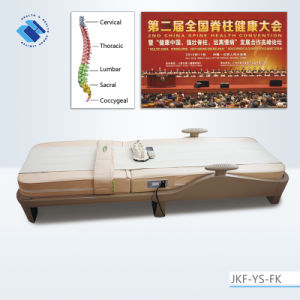 Medical Wireless Thermotherapy Fir Therapy Spine Massage Bed for SPA Detox pictures & photos