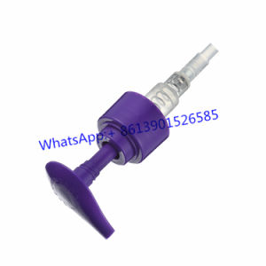 Lotion Pump with Screw Aluminum Closure for Shampoo Packaging pictures & photos