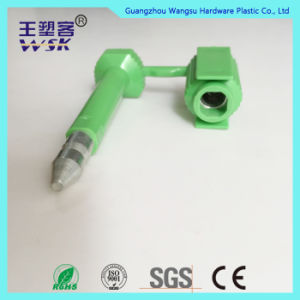 Colorful Oil Tank Shipping High Security Bolt Seal in Guangzhou China Wsk-GM004
