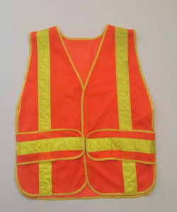 High Quality Light Baby Reflective Safety Vest pictures & photos