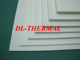 Refractory Ceramic Zirconia Fiber Paper 1400 Grade Electric and Sound Insulation pictures & photos