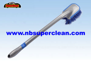 Long Handle Wheel Brush, Tire Brush, Car Cleaning Brush (CN1893) pictures & photos