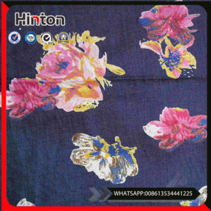 Yarn Dye Print Denim Fabric Can Be Prined on Different Material pictures & photos