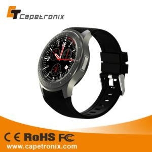 Capetronix 2016 Android Smart Watch Fashion with SIM Card Ce RoHS Watch Phone