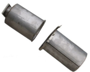SCR Catalytic Diesel Engine Muffler pictures & photos