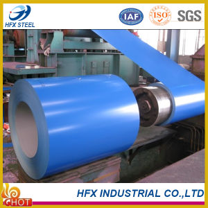0.12-1.2mm Thickness PPGI Coils Color Coated Galvanized Steel Coil pictures & photos