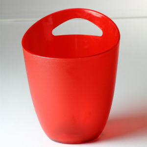 Small MOQ Plastic 5L Rechargeable LED Ice Bucket pictures & photos