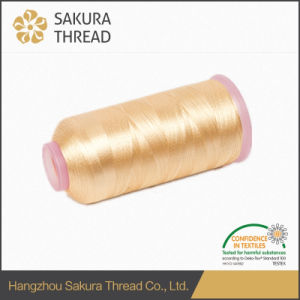 Sakura Rayon Viscose Embroidery Thread 120d/2 pictures & photos