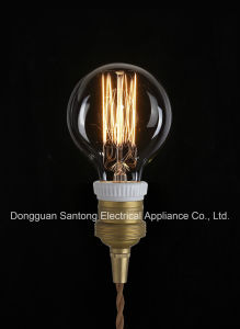 A19/A60 25W Tungsten Filament Lamps E26/E27 Base Light Bulbs pictures & photos