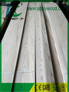 Natural Wood Veneer Red Oak Crown Cut pictures & photos