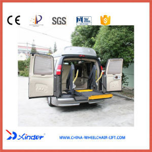 Mobility Wheelchair Lift for Van and Minibus (WL-D-880U) pictures & photos
