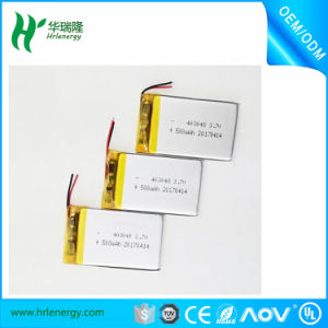 Polymer Lithium Battery 3.7 V, 500 403048 Can Be Customized Wholesale Ce FCC RoHS MSDS Quality Certification pictures & photos