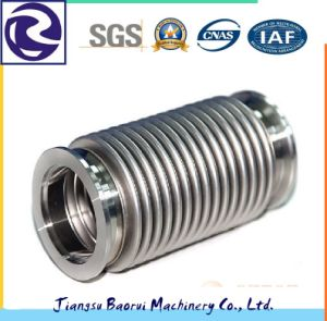 Yangbo Stainless Steel PTFE/Teflon Lined Flangle Metal Hose pictures & photos