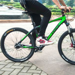 Hot Sell Facotry Price Aluminum Alloy Frame Shaft Drive Bicycle Bicicletas Downhill Mountain Bike Mountain Bike 26′′ Mag Wheel pictures & photos