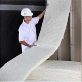 Fireproof Soundsproof Glass Wool in Roll Thermal Insulation for Building Material pictures & photos