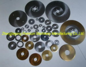 Saw Blade Grinding Machine for Sharpening Disc of Cutting Machine pictures & photos