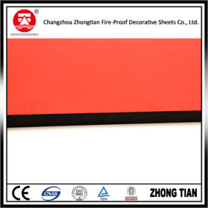 White Compact Laminate Sheets for Walls pictures & photos