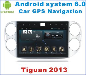 New Ui Android System 6.0 Car GPS for Tiguan 2013 with Car Navigation pictures & photos