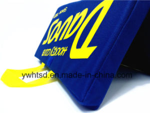 600d with Thickness 4cm-8cm Sponge Foldable Cushion pictures & photos