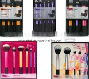 Real Techniques Series Makeup Brush Set 3PCS/4PCS/5PCS/6 PCS Many Models Cosmetic Brush Set pictures & photos