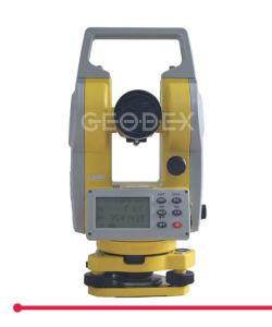 Measuring Instrument Dt-02L Laser Theodolite with 200m Upward Laser Pointer pictures & photos