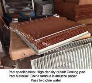 Evaporative Cooler Pad/Wet Pad/ Evaporative Cooling Pad for Air Cooler pictures & photos