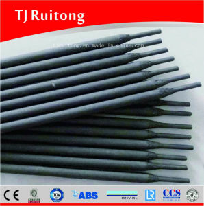 Low Carbon Welding Rods High Quanlity Lincoln Electrode E7018 pictures & photos