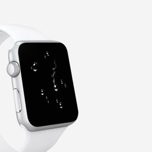 Waterproof Tempered Glass Guard for Apple Watch Protective Film