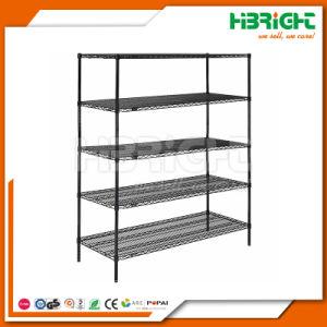 Closet Units Storage Rack Adjust Chrome Wire Shelving pictures & photos