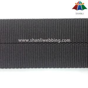 1.5 Inch Coffee Brown MID-Pit Nylon Webbing pictures & photos
