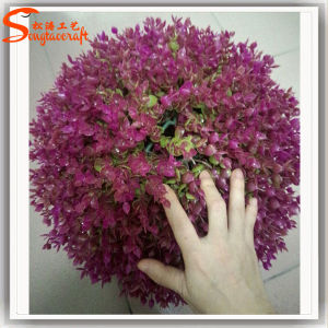Evergreen Decorative Plant Artificial Grass Ball pictures & photos