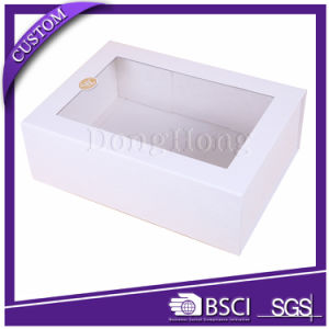 Reliable Supplier Custom Made Cardboard Gift Packaging Wine Box pictures & photos