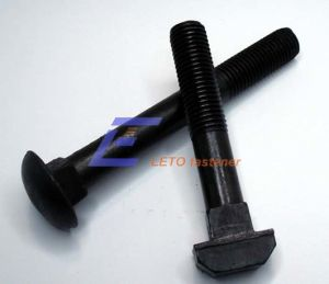 DIN186-T-Head Bolts with Square Neck pictures & photos