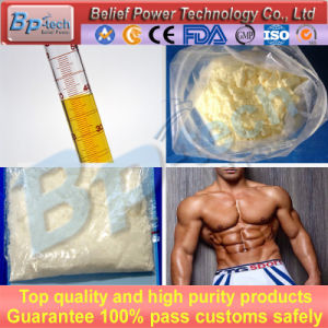 Male Muscle Enhancement Test Cyp Steroid Hormone Testosterone Cypionate CAS: 58-20-8 pictures & photos